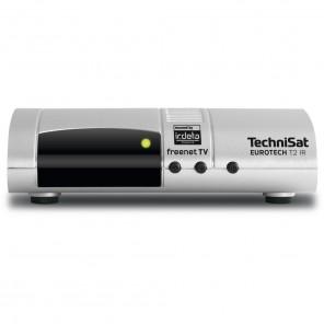 Technisat 0001/4923 Eurotech T2 IR, DVB-T2 HD, silber