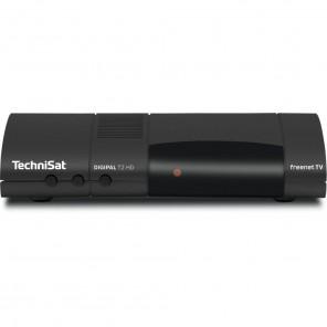 TechniSat DigiPal T2/C HD anthrazit 0000/4938 | HDTV DVB-T2 und DVB-C Receiver, Irdeto