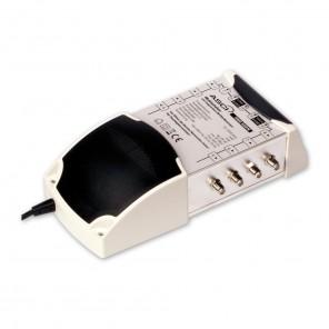 AMS 508 N ECO Multischalter 5/8 für 8 Teilnehmer | 5 in 8, Terrestrik verstärkt, Stromspar-Funktion, HDTV-, UHD(4K)-,3D-tauglich