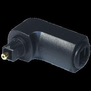 AL18 Adapter Toslink-Stecker - Toslink-Kupplung