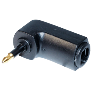 AL19 Adapter 3,5mm Stecker - Toslink-Kupplung