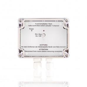 HomeMatic Funk-Schaltaktor Aufputzmontage 76795 HM-LC-Sw1-SM