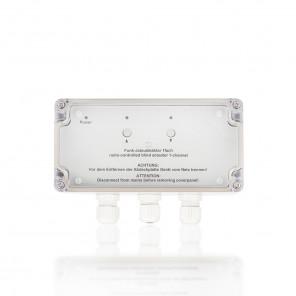 HomeMatic Funk-Rollladenaktor Aufputzmontage 76800 HM-LC-Bl1-SM