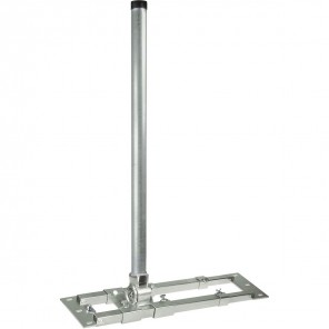 Dachsparrenhalter Herkules S48/900 | Ø48mm, Mastlänge 90cm, 55-90 cm Sparrenabstand