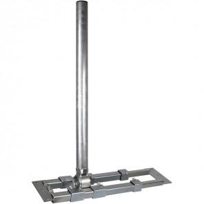 Dachsparrenhalter Herkules S 60/900 XXL 55-90 cm Sparrenabstand für Sat-Antennen bis 120cm