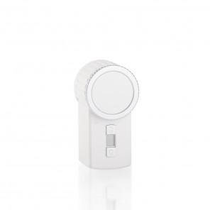 HomeMatic Funk-Türschlossantrieb KeyMatic weiß 131761 HM-SEC-KEY