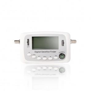 DUR-line SF 3000 hochempfindliches Messgerät /Satelliten- u. Transponderanzeige