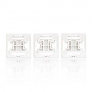 HomeMatic Adapter-Set Jung (J2) 103478 für Jung Markenschalter 3-er Set