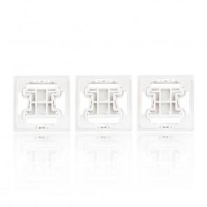 HomeMatic Adapter-Set Jung (J2) 103478 für Jung Markenschalter 3-er Set