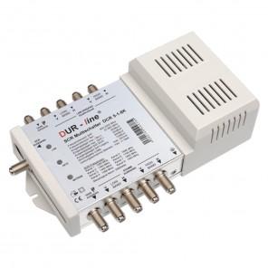 DUR-line DCR 5-1-8K Einkabel-Kaskade 1x8 Teilnehmer   Erweiterung zu DCR5-1-8L4