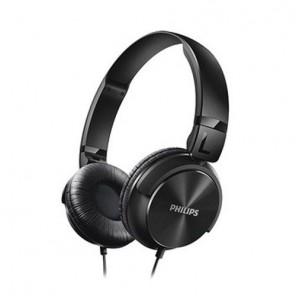 Philips SHL 3060 Bügel-Kopfhörer schwarz 32 mm Neodym-Treiber, DJ-Monitoring