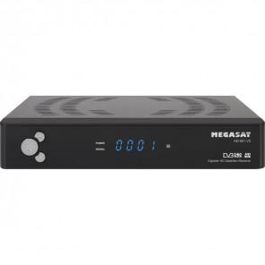 Megasat HD 601 V3 HD Satelliten Receiver | JESS zertifiziert, Netzschalter