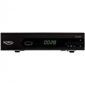 B-Ware - Xoro HRS 8660 HD Sat-Receiver schwarz PVR-ready DVB-S2 Receiver, HDMI, SCART, USB 2.0