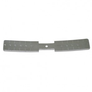 Humax Multifeedschiene für Humax Professional Sat-Schüssel | bis 14 Grad Abstand, zusätzlicher Feedhalter notwendig