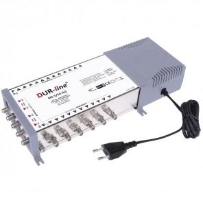 DUR-line MS 5/24 HQ Sat Multischalter 24 Teilnehmer | Digital, HDTV, FullHD, 4K, UHD