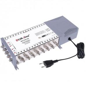 DUR-line MS 5/32 HQ Sat Multischalter 32 Teilnehmer | Digital, HDTV, FullHD, 4K, UHD