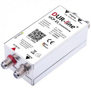 DUR-line UCP 021 Einkabellösung 2 Teilnehmer erzeugt zwei SCR-Frequenzen