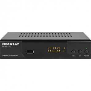 Megasat HD 200 C V2 DVB-C HD Kabelreceiver | HDMI-Anschluss, SCART, S/PDIF, USB