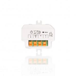 HomeMatic Funk-Dimmaktor Phasenabschnitt 1-fach 91816 HM-LC-Dim1T-FM