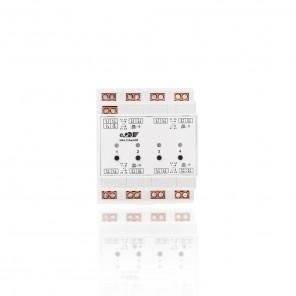 HomeMatic Funk-Schaltaktor Hutschienenmontage 4-fach 91836 HM-LC-Sw4-DR