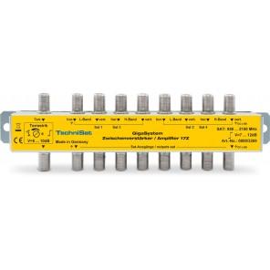 TechniSat Zwischenverstärker 17Z | 4 Orbitpositionen