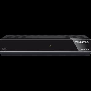 Telestar DigiHD TC6 DVB-C2 HDTV Kabel-Receiver mit HDMI- und Scart-Anschluss