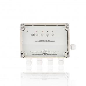 HomeMatic Funk-Schaltaktor Aufputzmontage 4-fach 76796 HM-LC-Sw4-SM
